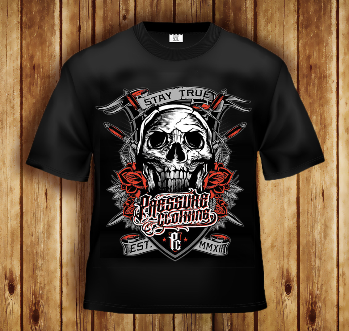 Pressure Clothing T-Shirts